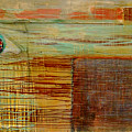 Flag With Guns 09 by John Thomas