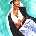 Flamenco by Stanley Morganstein