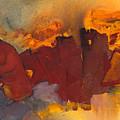 Fleeing The Inferno by Miki De Goodaboom