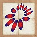 Fleuron Composition No 235 by Alan Bennington