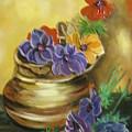 Fleurs by ALVAREZ Jacky
