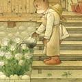 Florentius The Gardener by Kestutis Kasparavicius