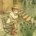 Florentius The Gardener20 by Kestutis Kasparavicius