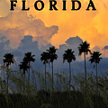 Florida Poster by David Lee Thompson