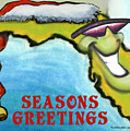 Florida Seasons Greetings by Kevin Middleton