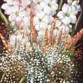 Flower Arrangment by Jim Horton