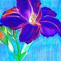 Flower For Mom by Beth Akerman