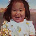 Flower Girl by Robert Bissett