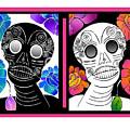 Flowering Death 2 by Lydia L Kramer
