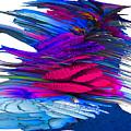 Flowers In Motion by David Kehrli