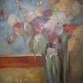 Flowers In The Rain by M Allison