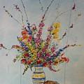Flowers by Marcia Nebera