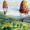 Flyingballons by Pankaj Deshmukh