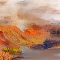 Foggy Autumnal Dream by David Lane