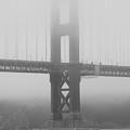 Foggy Bridge by Jim Georgiana