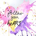 Follow Your Heart by Emily Page