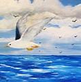 Following Sea by Rich Fotia