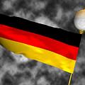 Football World Cup Cheer Series - Germany by Ganesh Barad