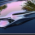 Ford Hood Ornament 56 by John Breen