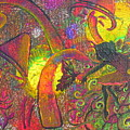 Forest Fairies - 1 by Jacqueline Athmann