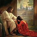 Forgiven by Greg Olsen