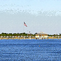Fort Desoto South Pier by David Lee Thompson