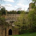 Fountains Abbey by Steve Watson