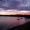 Four Elements Sunset Sequence 6 Coconuts Qld  by Kerryn Madsen-Pietsch