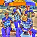 Four Man Band by Michael Garyet