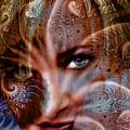 Fractal Eyes by Clayton Bruster