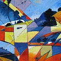 Fractured Landscape by Gary Coleman
