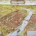 Frankfurt, Germany, 1572 by Granger