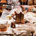 Frankincense And Myrrh by Barbara Kyne