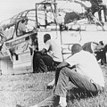 Freedom Riders Bus Was Destroyed by Everett