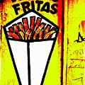 French Fries Santiago Style  by Funkpix Photo Hunter