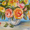 Fresh Bouquet by Melody Horton Karandjeff