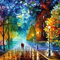Freshness Of Cold by Leonid Afremov