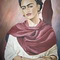 Frida by Jessica  De la Torre