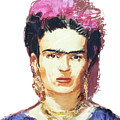 Frida by Russell Pierce