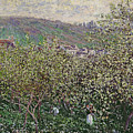 Fruit Pickers by Claude Monet