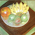 Fruit Plate by Usha Shantharam