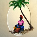 Fruit Seller by Karin  Dawn Kelshall- Best