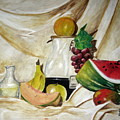 Fruta by Jessica  De la Torre