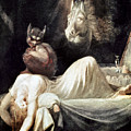 Fuseli: Nightmare, 1781 by Granger