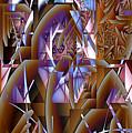 Future Gothic by Richard Ortolano