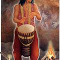 Gaian Tarot Magician by Joanna Powell Colbert