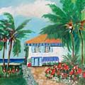 Garden Beach House by Karen Fields