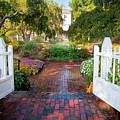 Garden Gate by Susan Cole Kelly