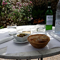 Garden Lunch Mallorca by Charles Stuart