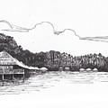Gayana Island Resort by Ramiliano Guerra